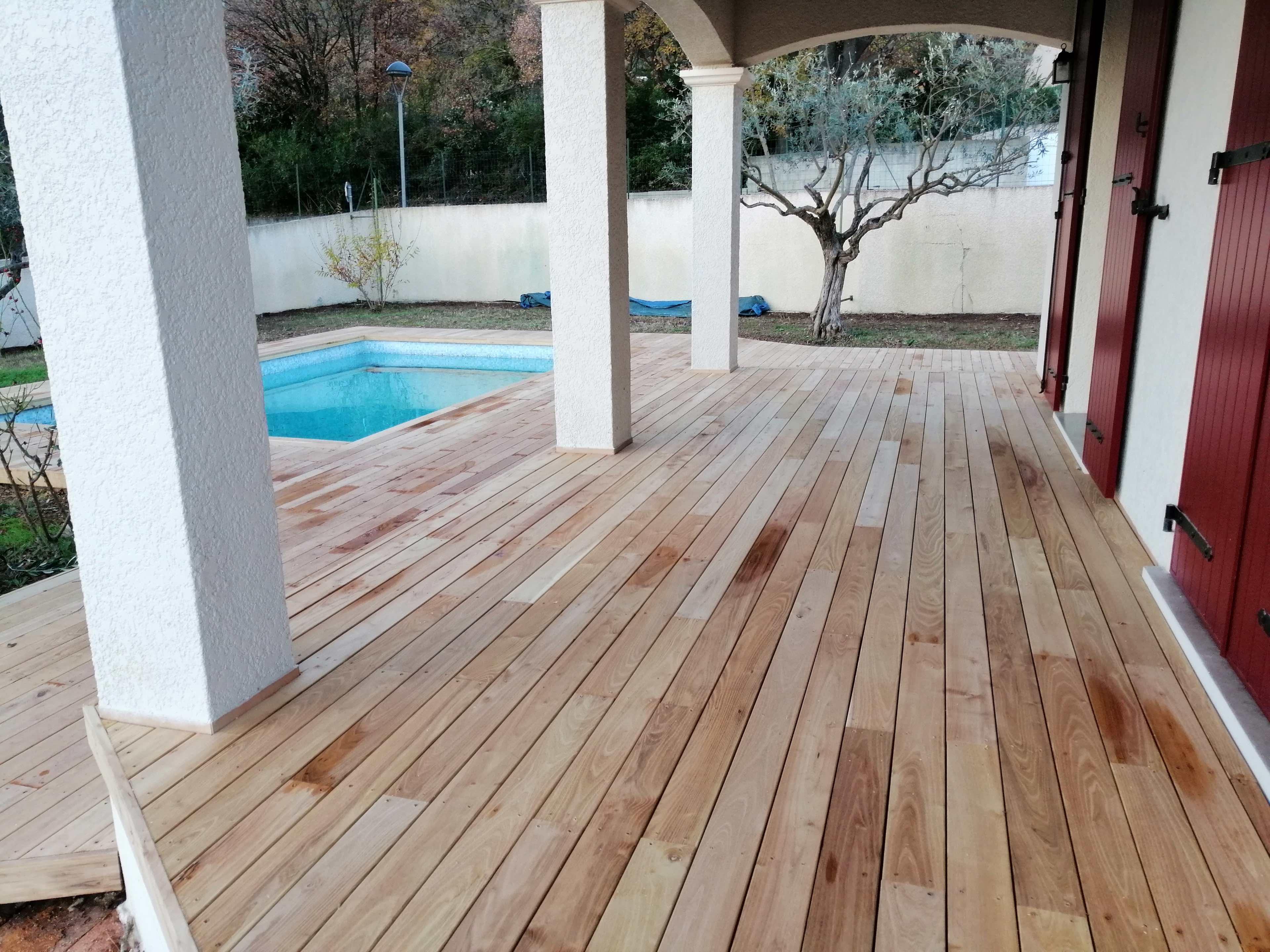 Terrasse acacia