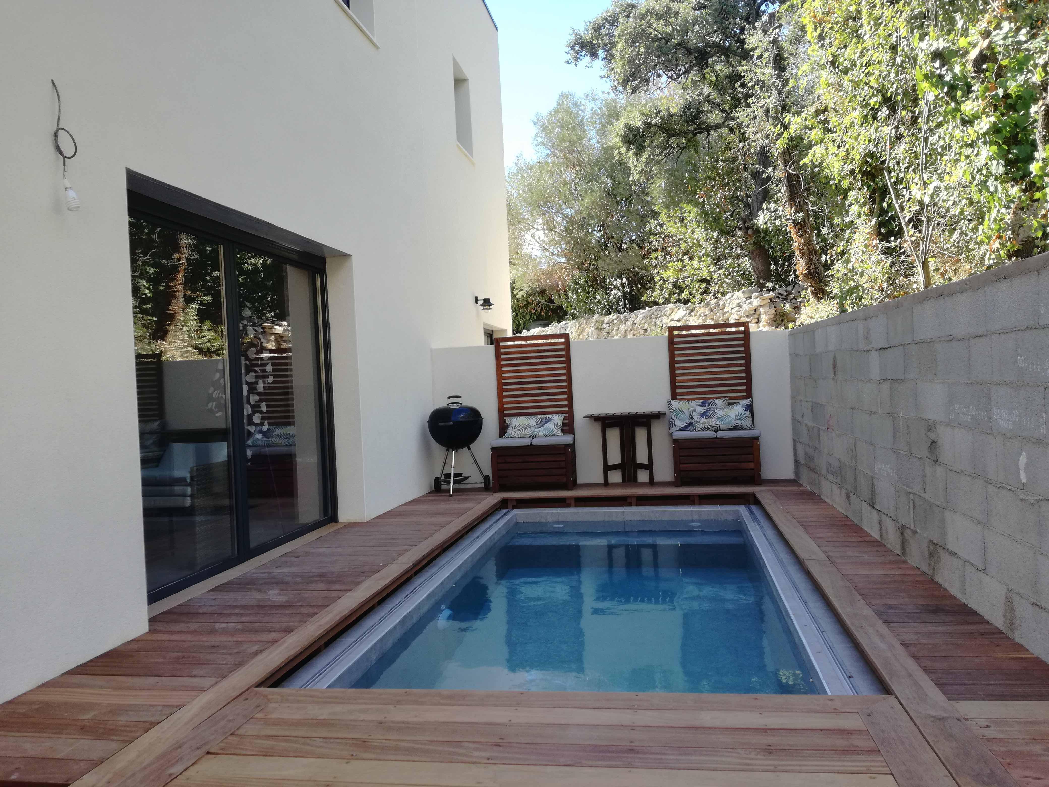 Constructeur De Piscine Montpellier réalisations de piscines et terrasse clients chantiers exemples